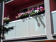 Rozkvetlý balkon 2017 (Neregistrovaný)